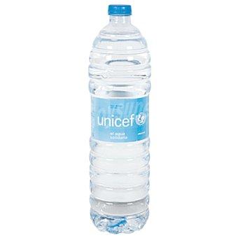 UNICEF Agua mineral 1,5 Litros