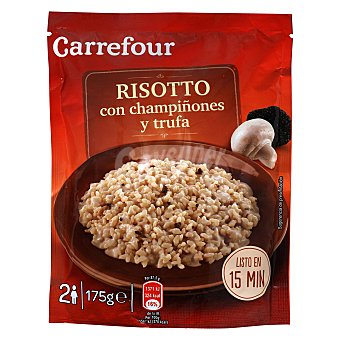 Carrefour Risotto con trufa y setas 175 g