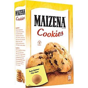 Maizena Preparado para hace cookies estuche 300 g 16 unidades