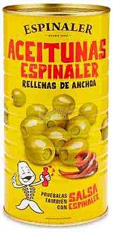 Conservas Espinaler Aceituna rellena Lata 350 g