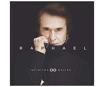 Universal Music Cd Infinitos bailes raphael. Género: pop-rock español. Lanzamiento: Noviembre de 2016
