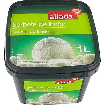 Aliada Helado sorbete de limón Tarrina 1 l