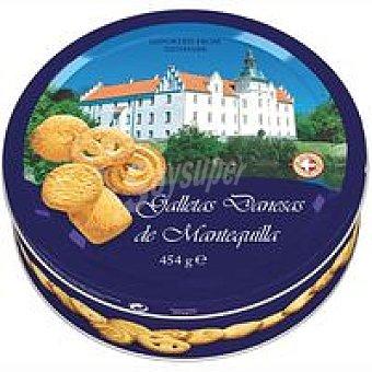 Kelsen Galleta danesa con mantequilla Caja 454 g