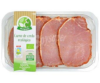 Hemosa Lomo adobado de calidad extra de carne de cerdo de origen 100% ecológico