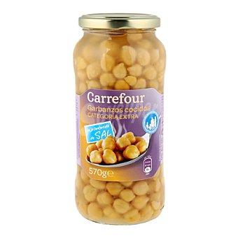 Carrefour Garbanzos bajos en sal 400 g