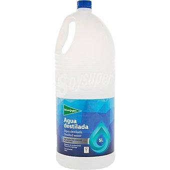 Aliada Agua destilada normal Botella 5 l