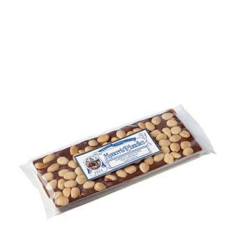 Turrón de chocolate con almendras 350 g