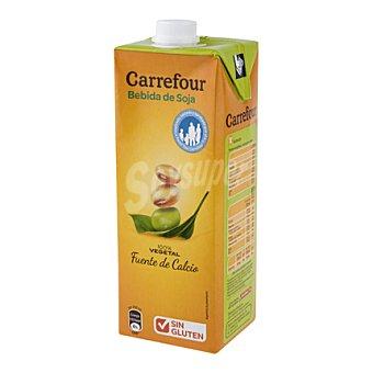 Carrefour Bebida de Soja - Sin Gluten 1 l