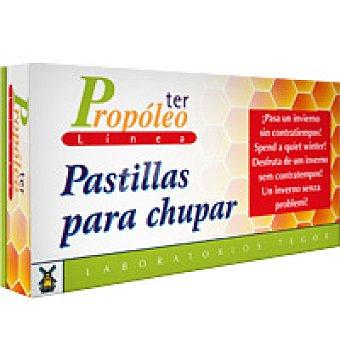 TEGOR Nutranatur Propol en pastillas de chupar Caja 30 unid