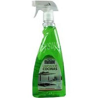 ECOMIMIDU Limpiador Cocinas Ecolabel Spray 750ml