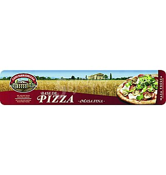 Base C. tarradell pizza 260 GRS