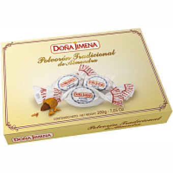 Doña Jimena Polvorón de almendra caja 300 g