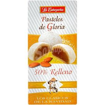 Gloria Pasteles de 50% relleno estuche 220 g