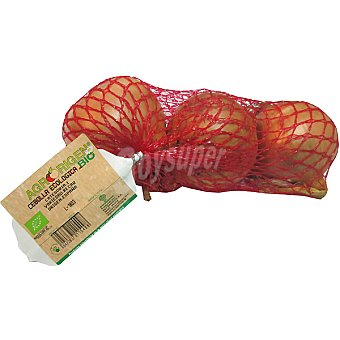 Cebolla buti ecológica bolsa 600 g