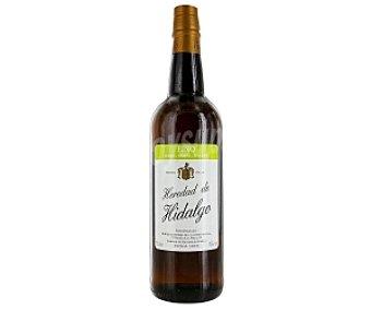 HEREDAD DE HIDALGO Vino fino seco Botella de 75 Centilitros