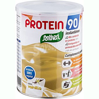 SANTIVERI Vigor Sport Protein 90 Sabor vainilla Bote 200 g