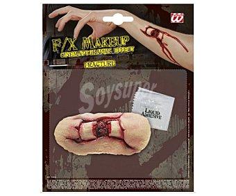 WIDMANN Herida de fractura adhesiva, Halloween Herida fractura