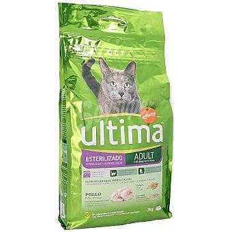 Ultima affinity alimento para gatos esterilizados con - Alimento para gatos esterilizados ...
