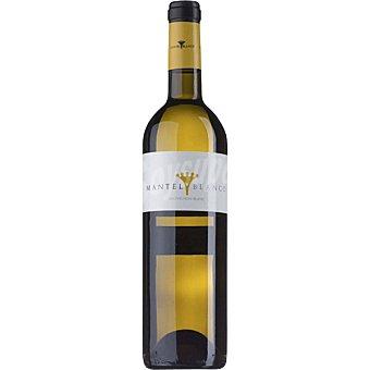 Mantel blanco Vino blanco sauvignon blanc D.O. Rueda botella 75 cl botella 75 cl