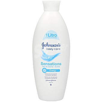 Johnson's Baby Gel ducha body energy 1000 ML