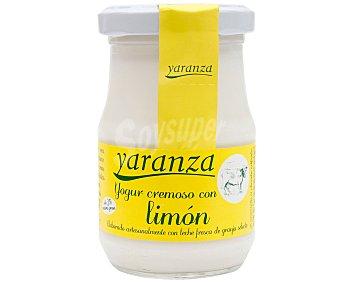 Yaranza Yogur cremoso con limon Envase 140 g