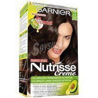 Nutrisse Garnier Tinte castaño 4 Caja 1 ud