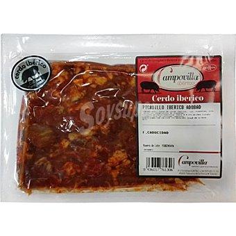 CAMPOVILLA Picadillo de cerdo ibérico Bandeja de 500 g