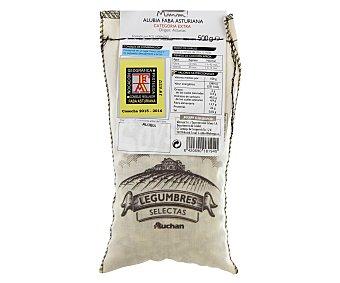 Mmm Auchan Alubia para fabada con denominación de origen Asturiana Saco de 500 gramos