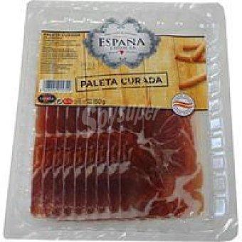 E. ESPAÑA Paleta curada Sobre 150 g