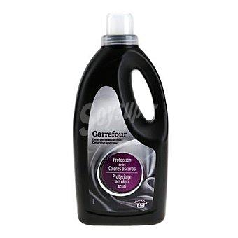 Carrefour Detergente líquido para ropa negra 40 lavados