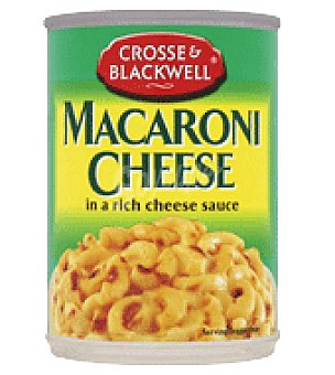 Crosse & Blackwell Macarrones con queso