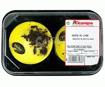 PASTELERIA Mousse Limón 2x180g