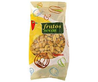Auchan Cacahuetes Fritos Repelados 500 Gramos