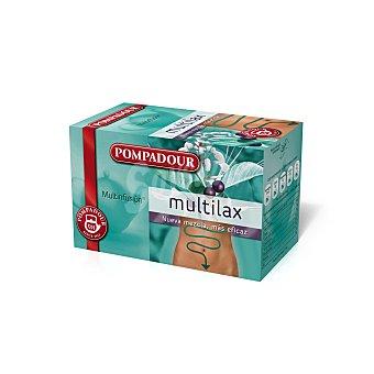 Pompadour Infusión Multilax 20 Sobres