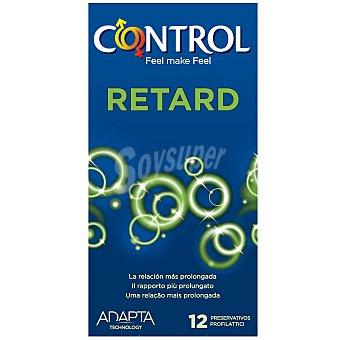 Control Preservativo Retardante Caja 12 unid