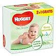 Toallitas para bebé natural care Paquete 168 uds Huggies