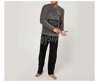 Disney Pijama coral fleece para hombre IN extenso, talla M.