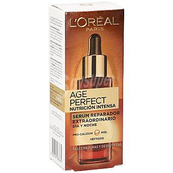 Age Perfect L'Oréal Paris Sérum reparador extraordinario día y noche nutrición intensa Bote 30 ml