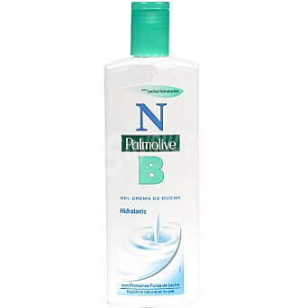 Palmolive Gel de ducha NB con Proteínas puras de Leche 600 ml