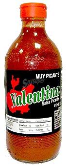 VALENTINA Salsa muy picante Frasco 370 ml