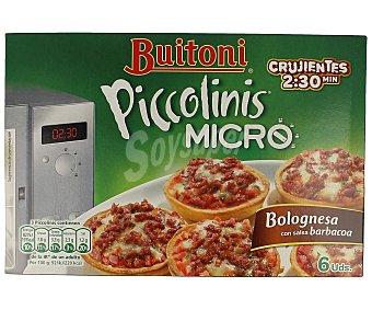 Buitoni Piccolini boloñesa 180 g
