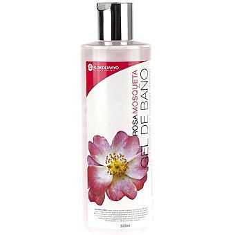 Flor de Mayo gel de baño Rosa de Mosqueta Frasco 300 ml