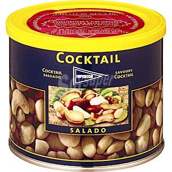 HIPERCOR cóctel salado de frutos secos lata 311 g