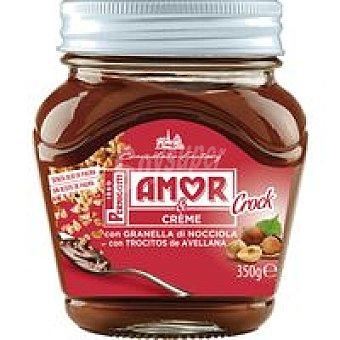 Amor Crema de cacao con trocitos de avellana Frasco 350 g