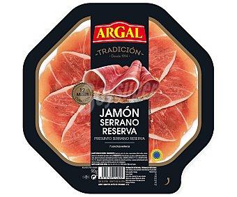 Argal Plato de jamón serrano Bandeja de 90 g