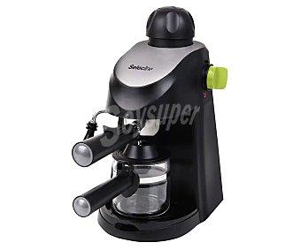 Selecline Cafetera hidropresión 875859 240 ml