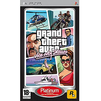 PSP Videojuego Grand Theft Auto: Vice City Stories  1 Unidad