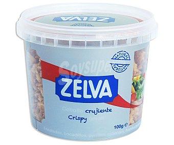 Zelva Cebolla frita crujiente Envase 100 g