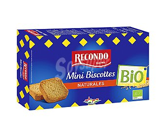 Recondo Mini biscotes ecológicos 120 g