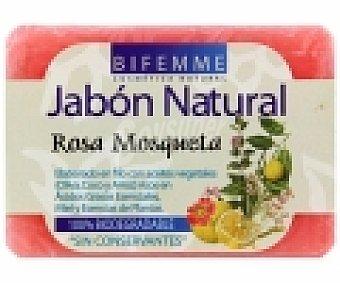 BIFEMME Jabón Rosa Mosqueta 100g